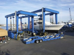 200 Ton Travel Trailer Lift For Hot Sale