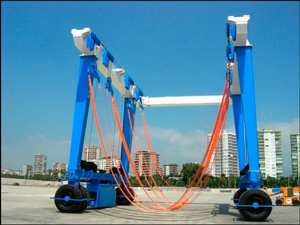 25 Ton Marine Boat Lift For Sale