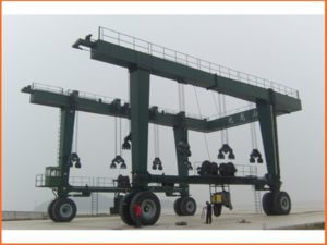 50 Ton Travel Boat Hoist