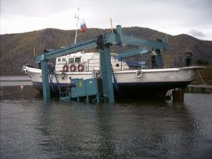 500 Ton Marine Travel Lifts