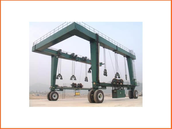 600 Ton Marine Travel Hoists