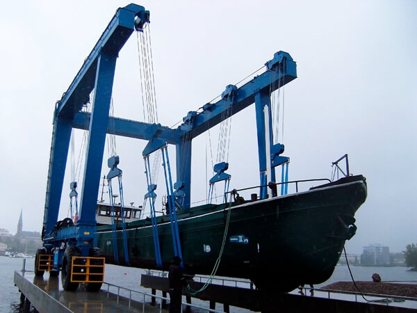 Ton Marine Travel Lift For Sale