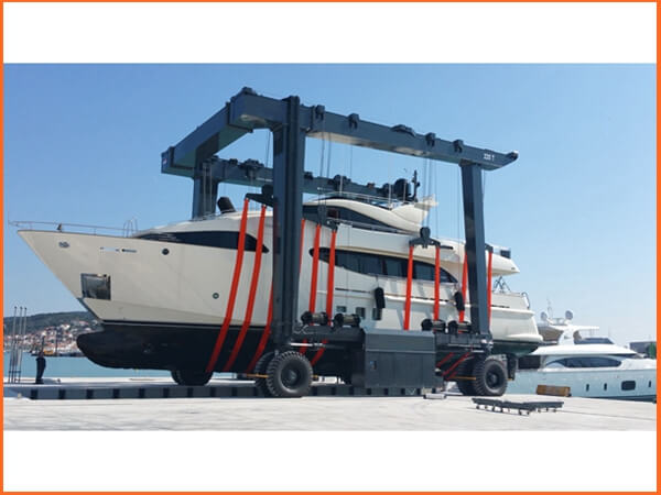 More Information About Marine Travel Lifts