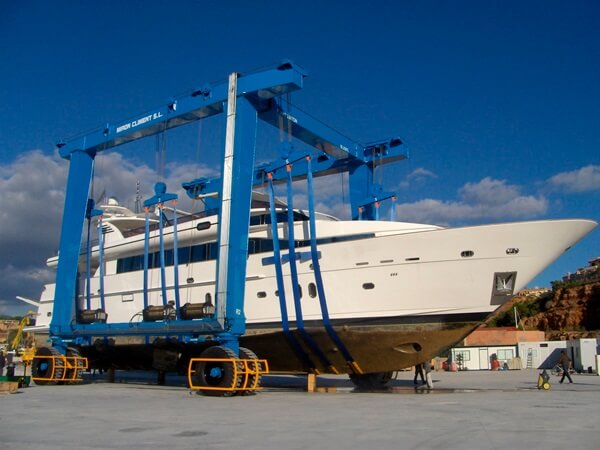 Ellsen Marine Travel Lifts For Sale