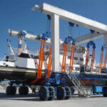 450 Ton Travel Lift
