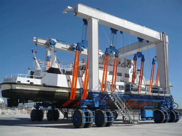 450 Ton Travel Lift For Sale