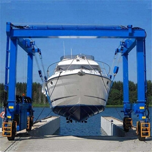 450 Ton Yacht Travel Lift For Sale