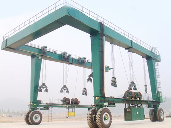 Top Quality Mobile Boat Hoist Crane