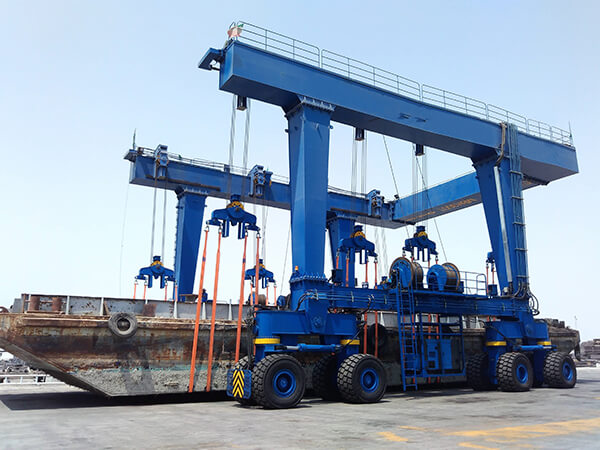300 Ton Marine Boat Lift Design