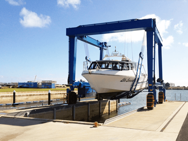 35 Ton Marine Boat Lift for Sale