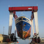 350 Ton Travel Lift