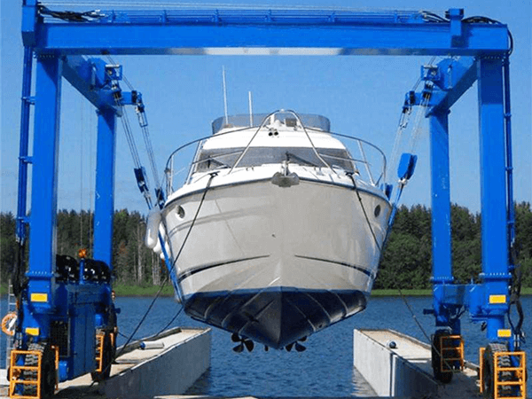 40 Ton Travel Lift for Sale