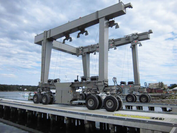 400 Ton Travel Lift for Sale