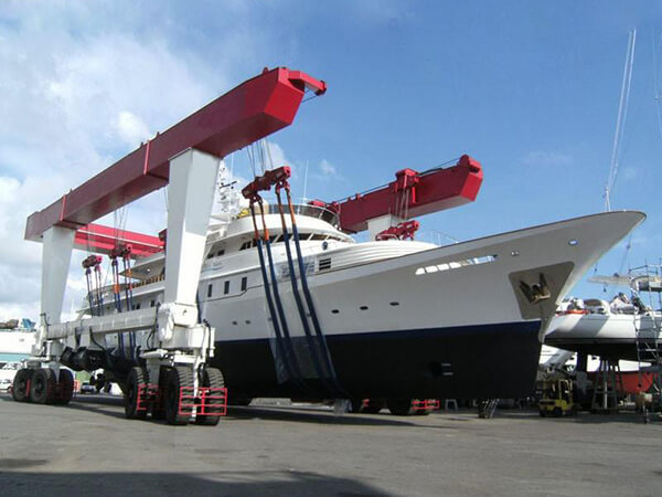 600 Ton Travel Lift for Sale
